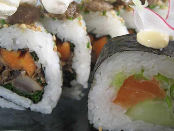 sushi ris