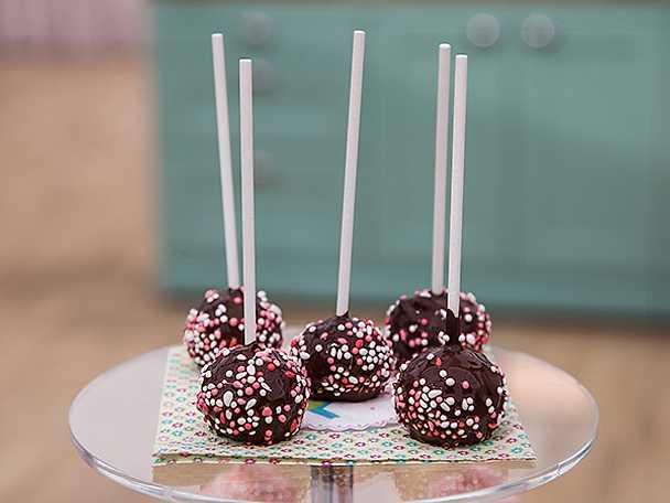 Svens cakepops