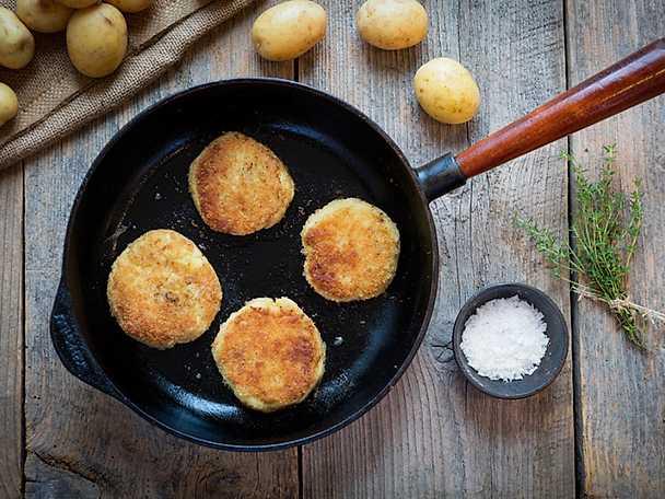 svensk potatis Hemgjorda potatisbullar