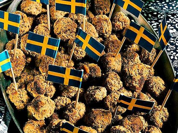 Svenska köttbullar
