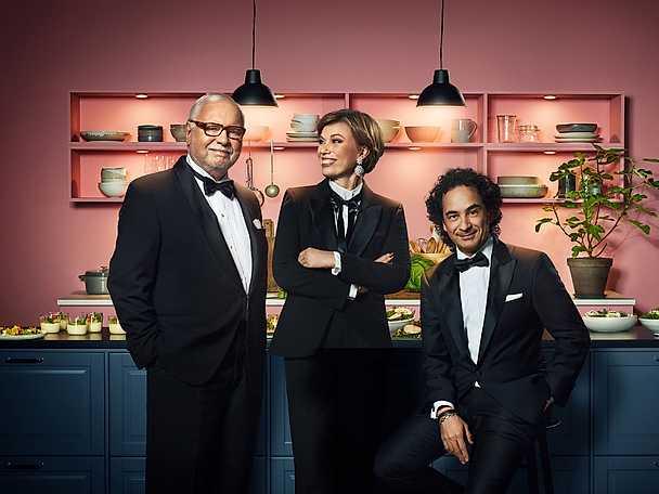 Sveriges mästerkock juryn 2020