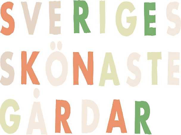 Sveriges skönaste gårdar
