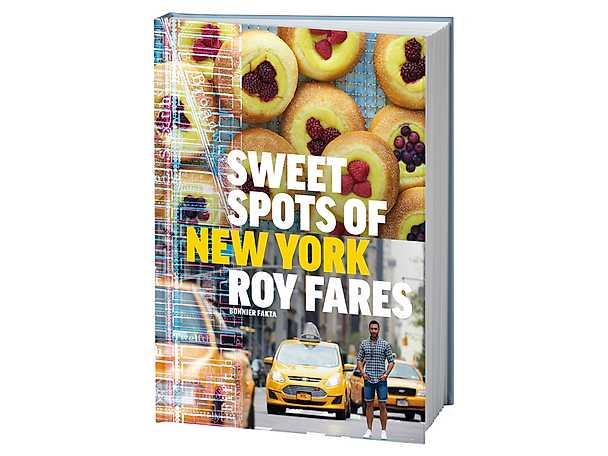 Sweet spots of new york