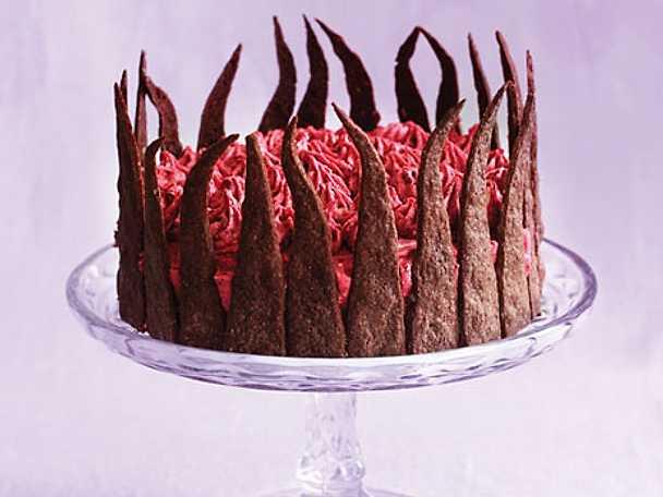 Sylvass chokladtårta