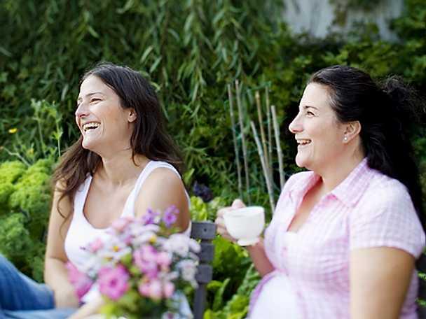 Lisa och Monica Eisenman