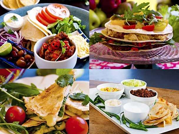 Tacos - på flera olika sätt