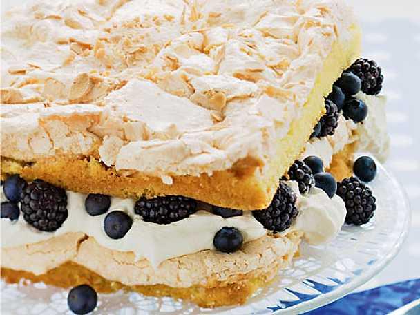 lyxig tårta recept