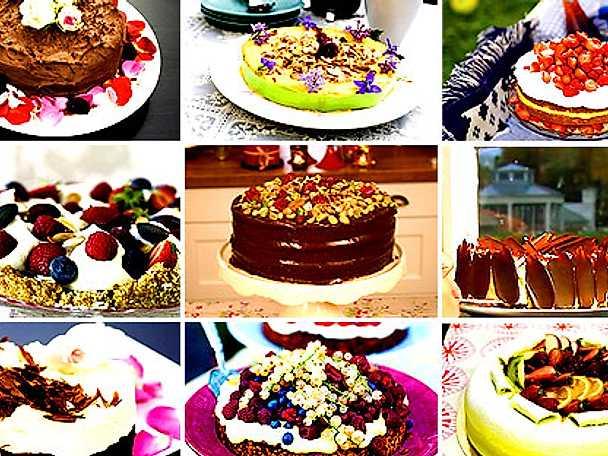 Tårta under fruntimmersveckan!