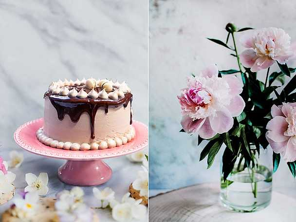 Teas tårtkurs - mors dag