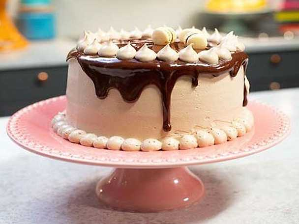 Teas tårtkurs promoruta choklad