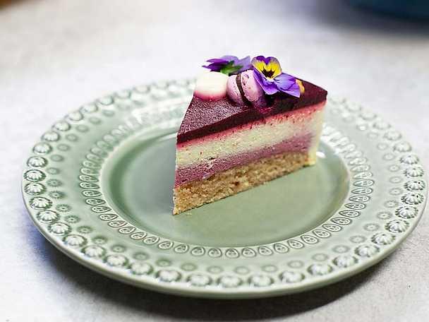 Teas tårtkurs