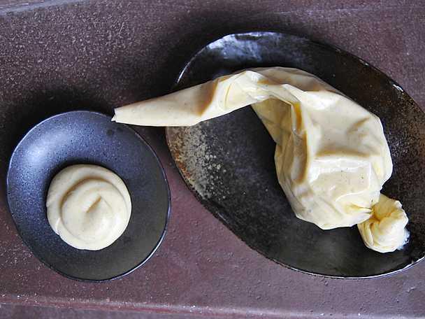 Teas vaniljkräm