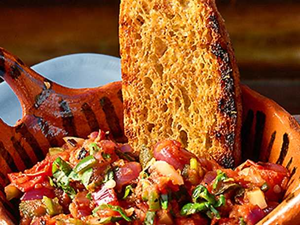 Tex mex med tomatsalsa