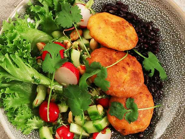 Thai fishcakes - Jennie Walldéns recept