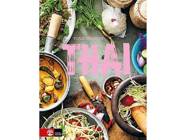 Thai hemma omslag