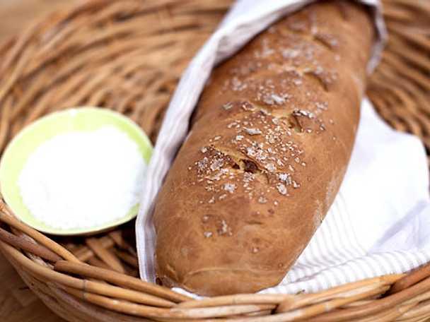 Thomas bröd med fetaost