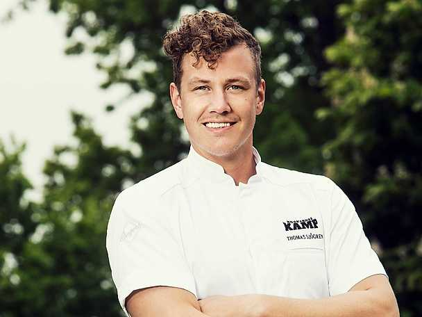 Thomas Sjögren Kockarnas kamp 2018