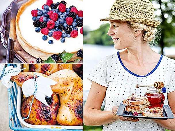 Till sommaren - mat för många_artikelbild