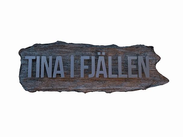 Tina i fjällen logo