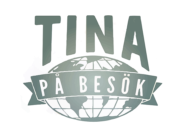 Tina på besök logo