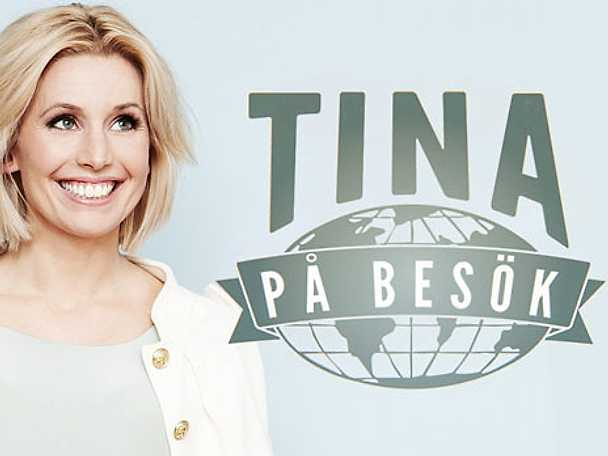 Tina på besök