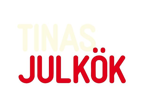 Tinas julkök logo