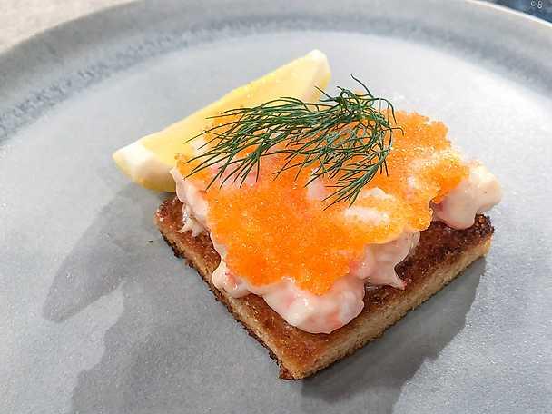 Toast skagen - Fredrik Erikssons recept
