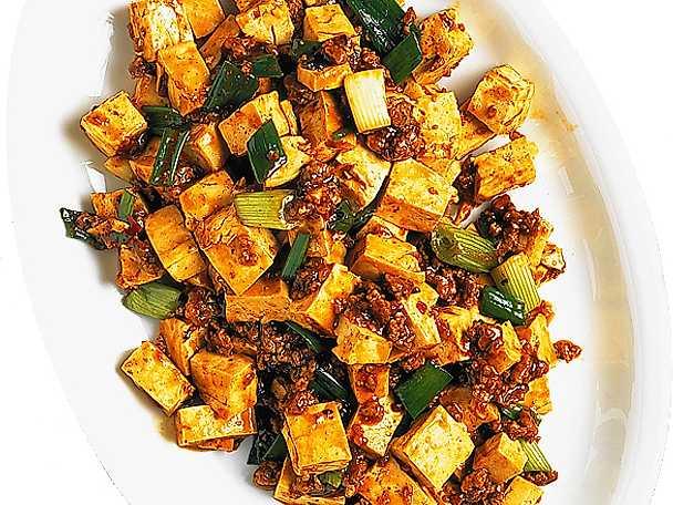 Tofu på Kinavis