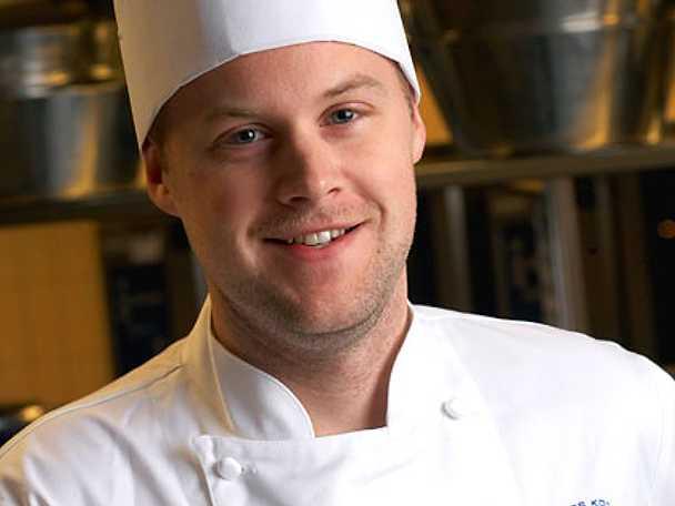 Tomas Diedrichsen är finalist i Årets kock