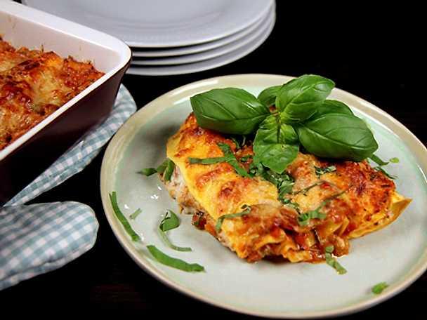 Tomatgratinerad cannelloni