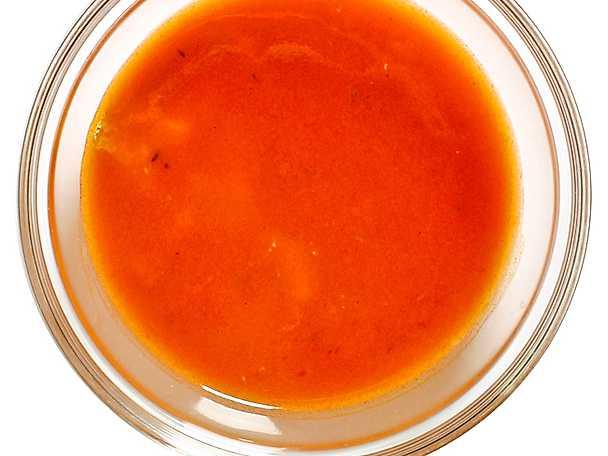 Tomatsås av puré