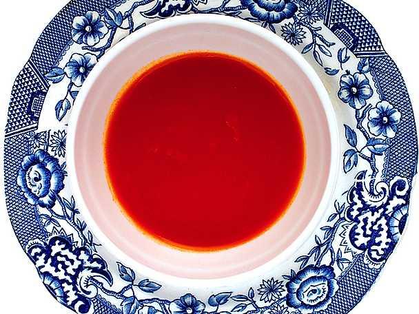 Tomatsås med chili