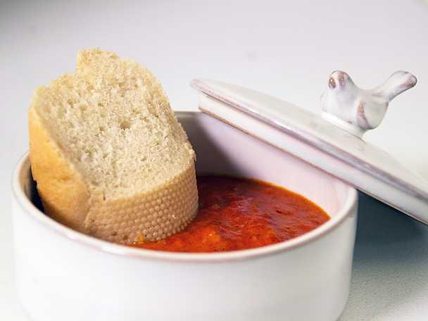 Tomatsoppa med sting