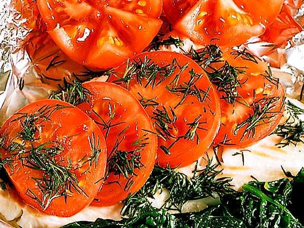 Tomattorsk i folie