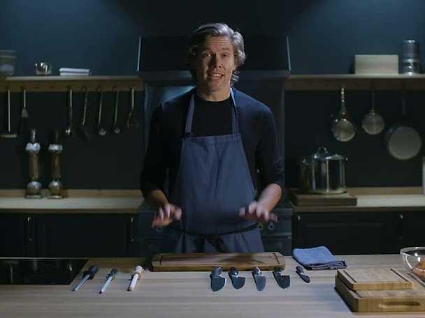 Tommy Myllymäki - vilka knivar använder proffsen