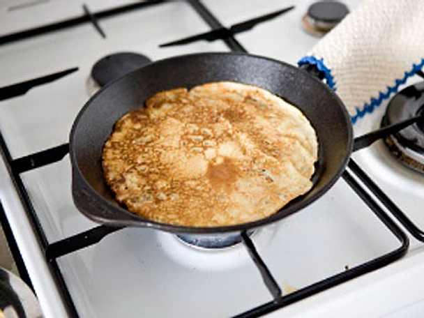 Tore Wretmans klassiska recept på pannkakor