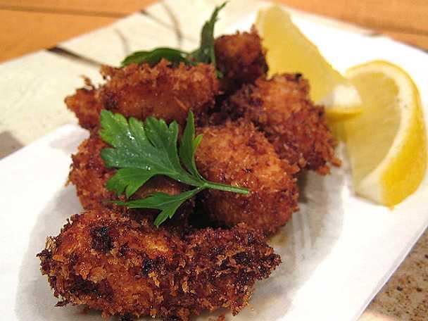 Tori No Kara Age - friterad kyckling