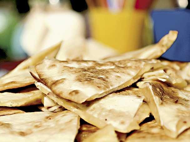 Tortillasnittar