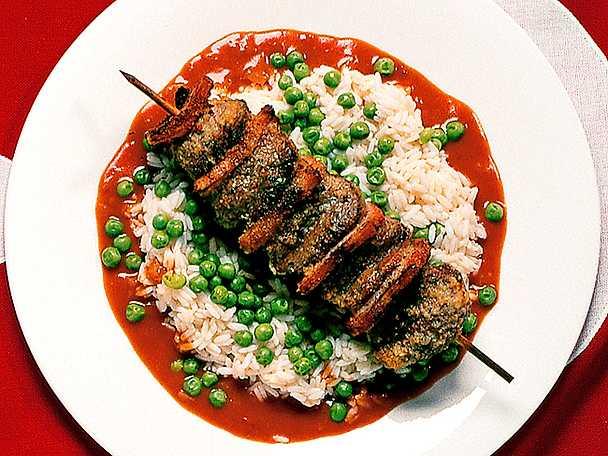 Turkiska kebabspett