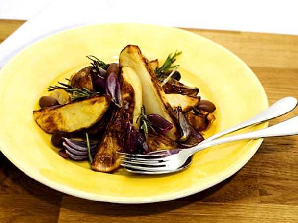 Ugnsrostad potatis