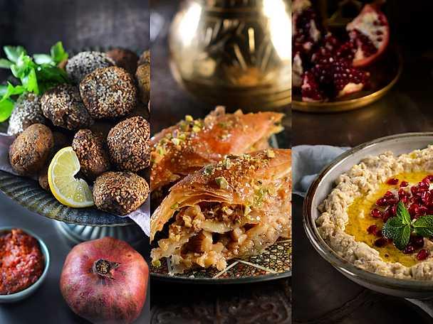 Upptäck Mellanösterns smaker artikel