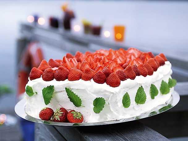 Valio headerbild tårta