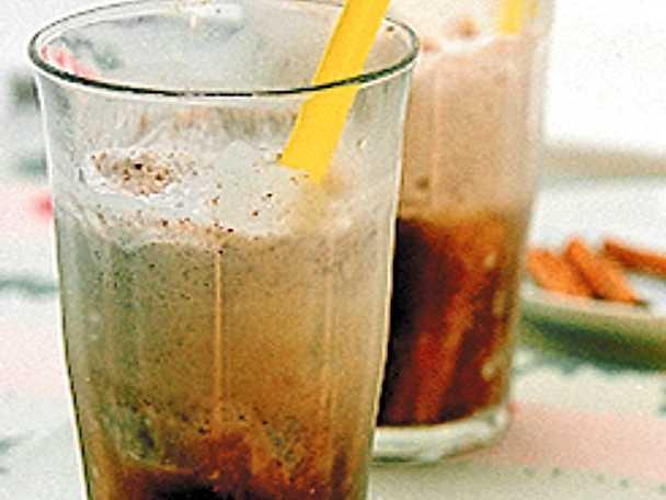 Vanilj- och citronkaffe