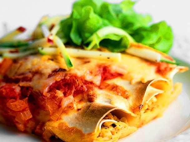 Varianter på lasagne