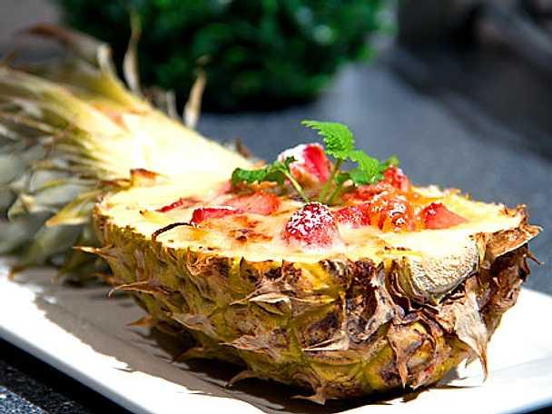 Varm ananas
