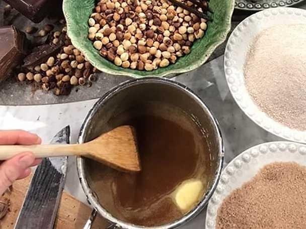 Varm choklad, My Feldts recept