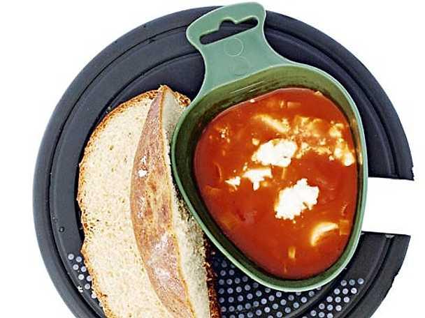 Värmande tomatsoppa