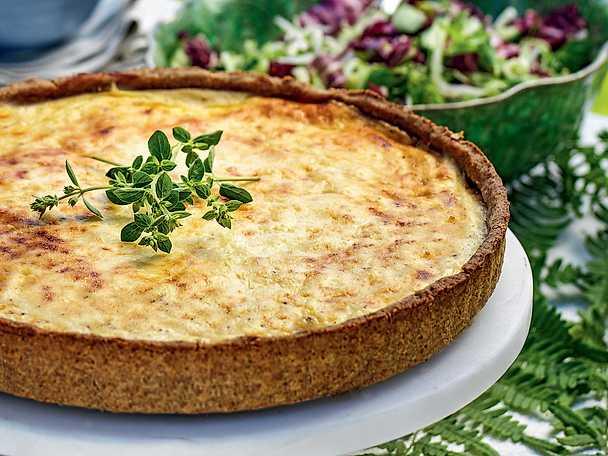 Västerbottenspaj -Maud Onnermark recept