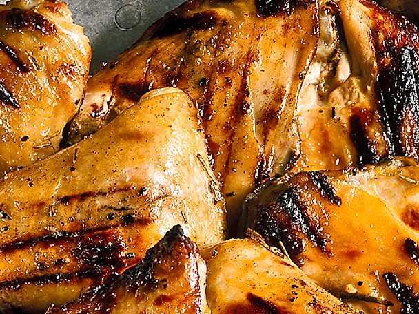 Vermouthmarinerade kycklingbröst