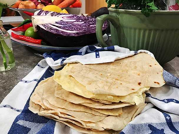 Vetetortillas, Frederik Zälls recept